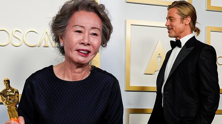 Youn Yuh-Jung: Brad Pitt söz verdi ama Amerikalıların sözlerine inanmam thumbnail