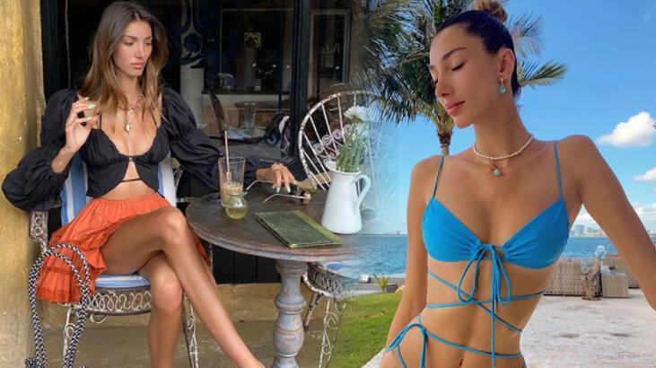 Şevval Şahin, Miami tatilinde thumbnail