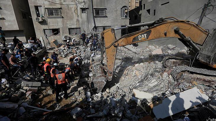 Son dakika... Mısır: Gazze'ye yönelik saldırıların durdurulması gerekiyor!