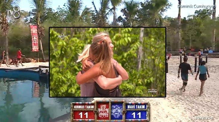 Survivor'da nefes kesen mücadele! Kazanan canlı yayında belli oldu