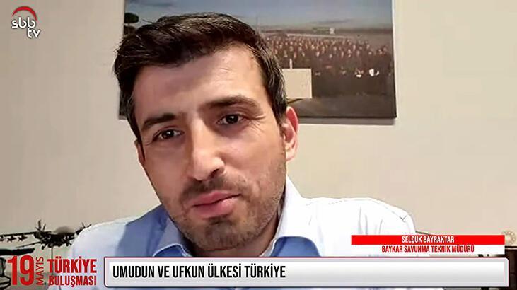 Baykar Teknoloji Lideri Bayraktar, '19 Mayıs Türkiye Buluşması' programına katıldı thumbnail