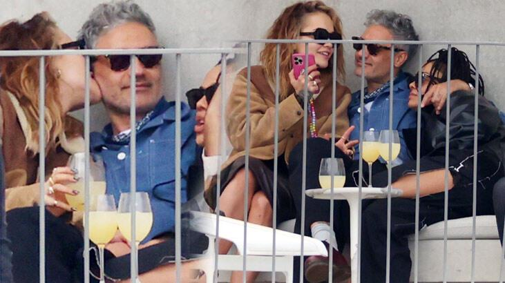 Haberler: Rita Ora, Taika Waititi ve Tessa Thompson'ın 'üçlü aşk' görüntüleri olay oldu! thumbnail