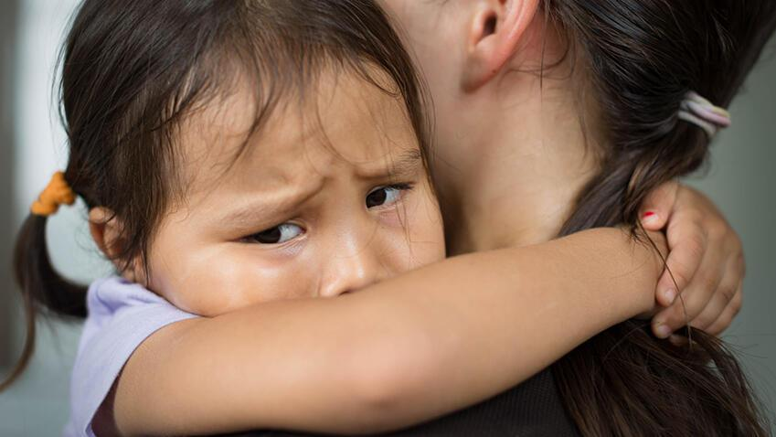 Çocuklarda ayrılık kaygısı nasıl önlenir? thumbnail
