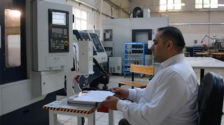 'HÜRTECH' markasıyla makine geliştirildi thumbnail