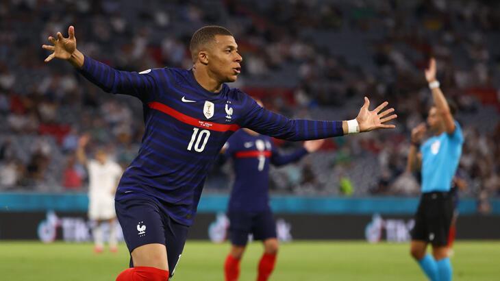 Fransa - Almanya: 1-0