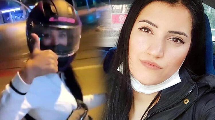 TIRın çarptığı motosikletin sürücüsü Elif hayatını kaybetti
