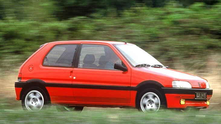 Peugeot 106, 30. yaşını kutluyor!