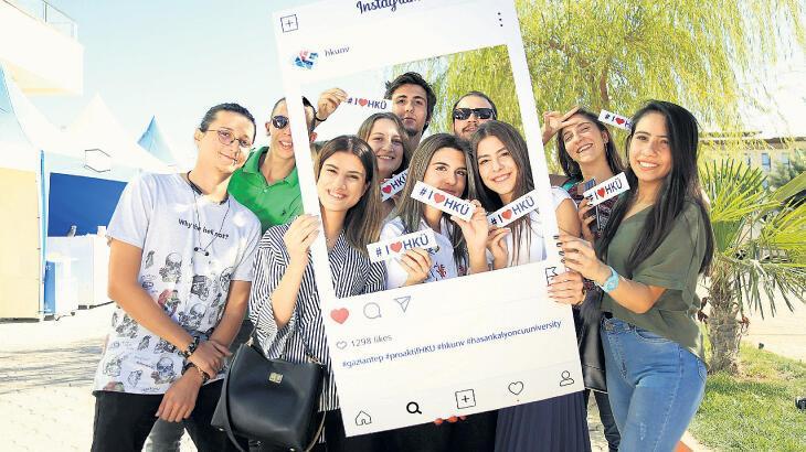 Öğrencilerden Kalyoncu Üniversitesi'ne tam not