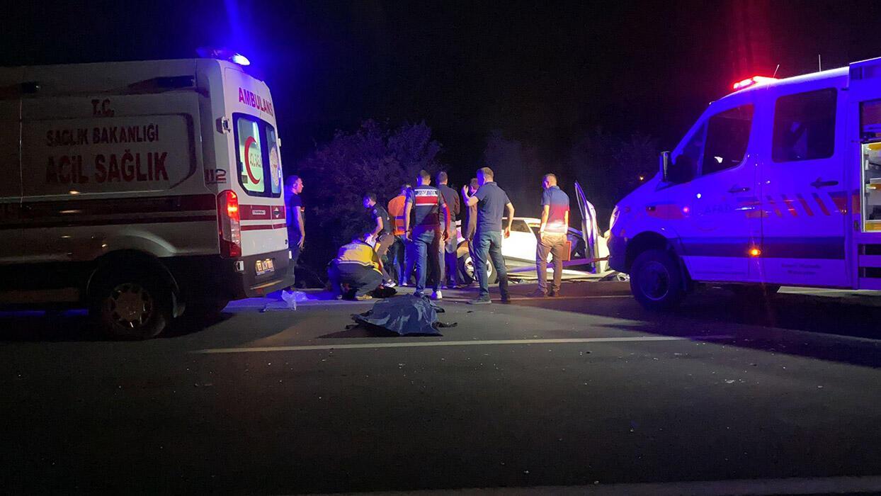 Zincirleme felaket! 4 kişi hayatını kaybetti