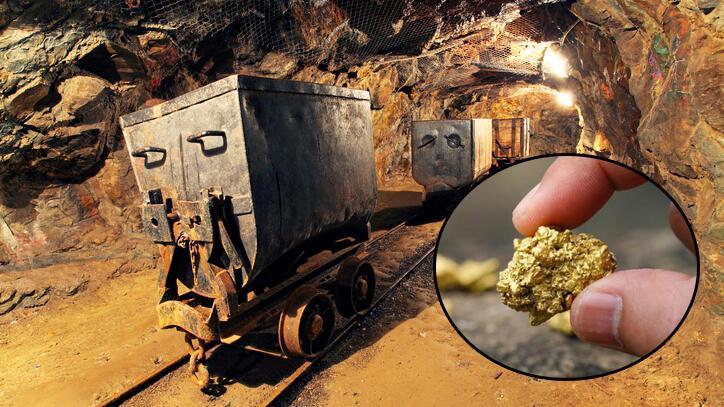 Son dakika: Türkiye'de son beş yılda 292 ton altın keşfedildi