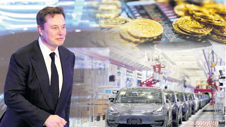 Elon Musk Bitcoin Hamlesi \ TeknoUpdates