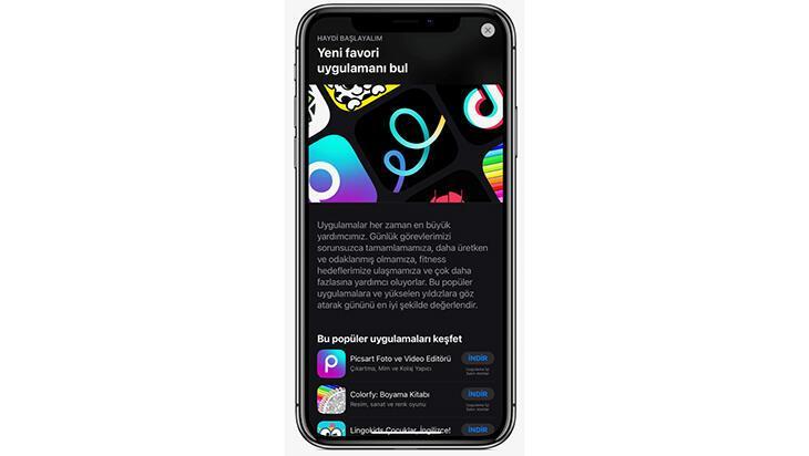 Yazın keyfini çıkaracağınız uygulama, oyun, podcast ve müzik listeleri iPhone'da