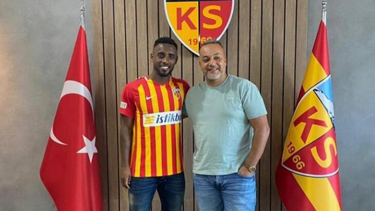 Son dakika - Kayserispor Lionel Carole'ün transferini açıkladı! -  Galatasaray - Spor Haberleri