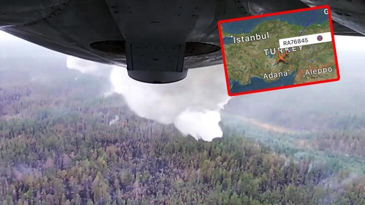 SON DAKİKA!! Dünya seferber oldu! Dev uçaklar yangınla mücadele için havalanıyor