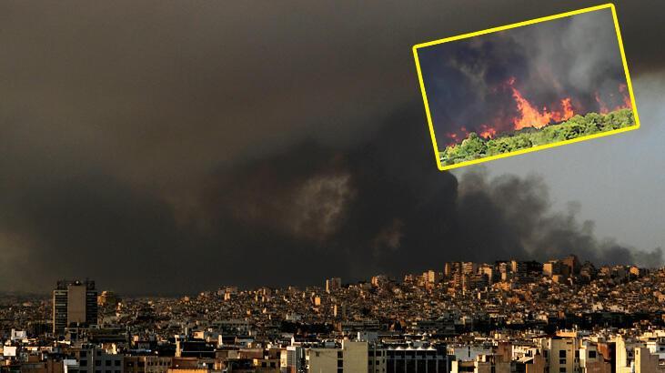 SON DAKİKA haberleri: Yunanistan yangın alarmı veriyor! Yollar kapatıldı.. thumbnail