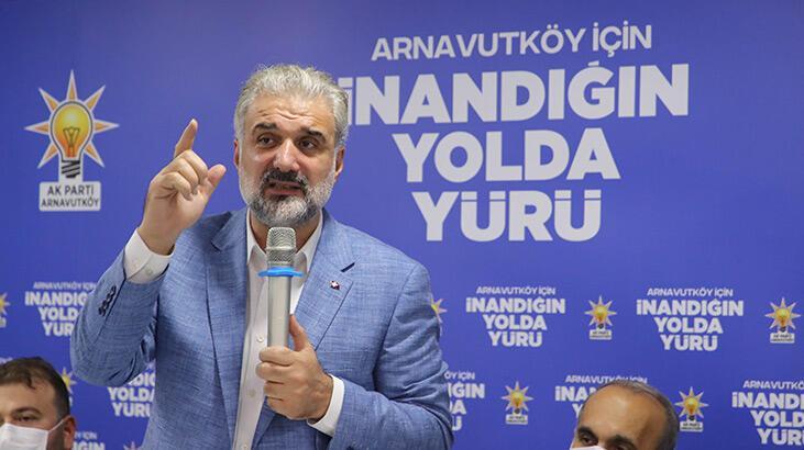 AK Parti İstanbul İl Başkanı Kabaktepe: Siyasi kundakçılık yapmayın
