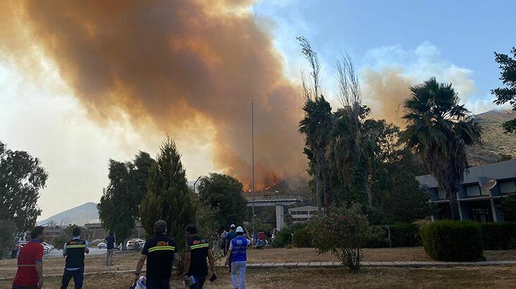 SON DAKİKA: Bir ilde daha yangın! İşte yangınlarda son durum... thumbnail
