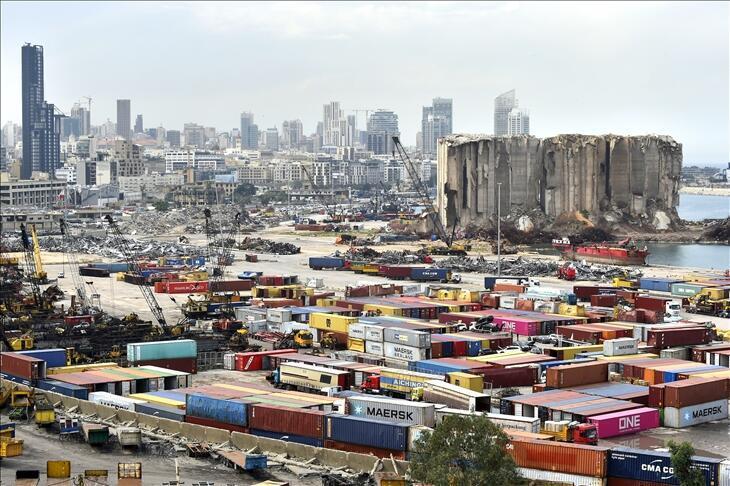 Lübnan, Beyrut patlasından 1 yıl sonra hala yaralarını saramadı thumbnail