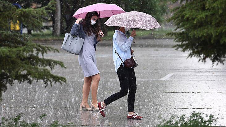 Son dakika: Meteoroloji'den beklenen haber! Yağış Cumartesi günü geliyor thumbnail