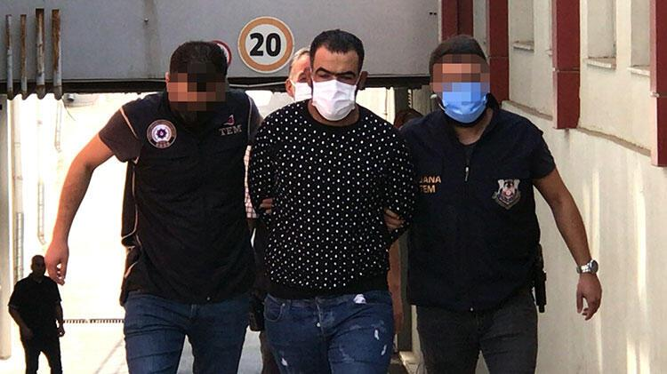 Son dakika! Suriye'den gelen PKK'lı terörist Adana'da yakalandı