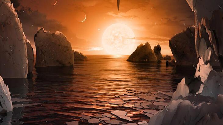 İnsan yaşamına uygun gezegenler keşfedildi!