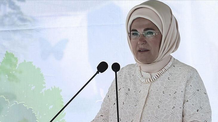 Emine Erdoğan'dan 'Muş Laleli' Malazgirt Zaferi paylaşımı
