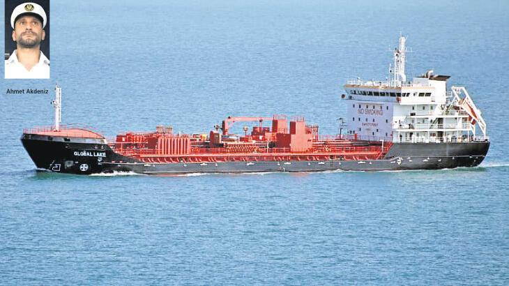 Türk gemisinde ikisi Türk üç kişi zehirlenerek öldü