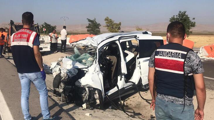 Son dakika... Konya'da katliam gibi kaza! 6 ölü