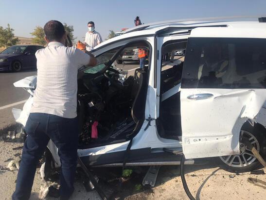 Konya'da katliam gibi kaza! 6 ölü
