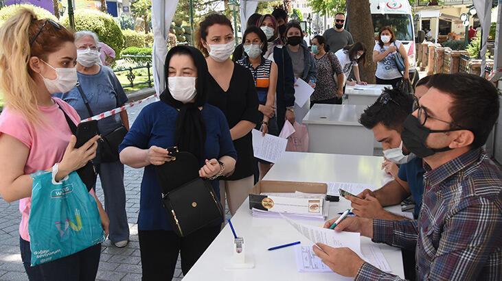 Eskişehir'de en çok ev kadınları koronavirüse yakalanıyor