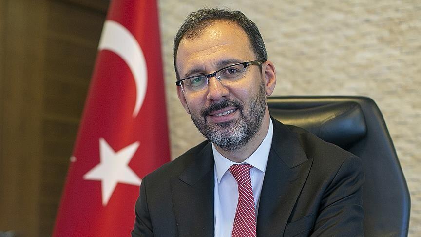 Gençlik ve Spor Bakanı Mehmet Muharrem Kasapoğlu kimdir, kaç yaşında? Mehmet Muharrem Kasapoğlu biyografisi...