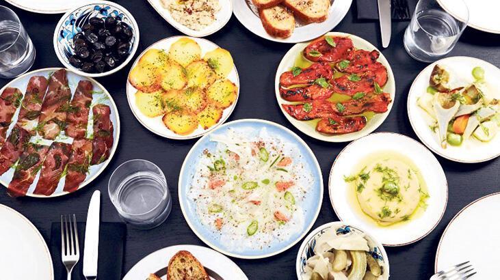 Dengeli beslenmek için en güzel örnek Türk mutfağıdır