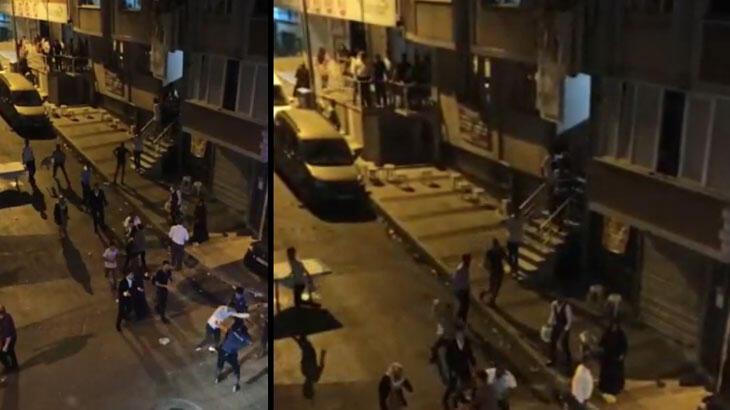Sultangazi'de yüksek sesli müzik kavgasına polis müdahale etti