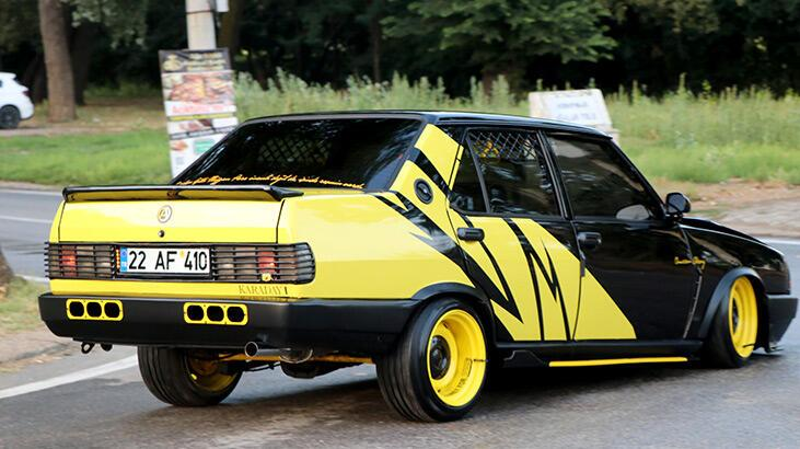 Haberler: Otomobil tutkusu 80 bin lira harcattı! Ortaya bu görüntü çıktı
