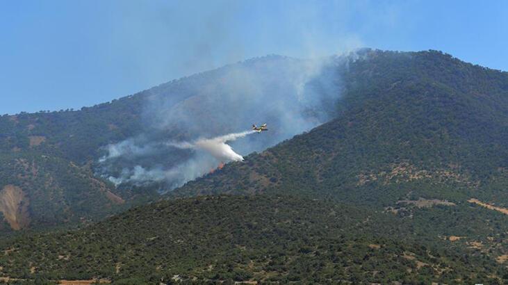 Ülke genelindeki 6 orman yangını kontrol altına alındı