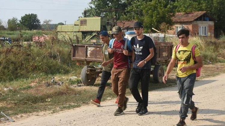 Sınırda 'Afgan göçmen' önlemi! Söylentiye inanıp Edirne'ye geldiler