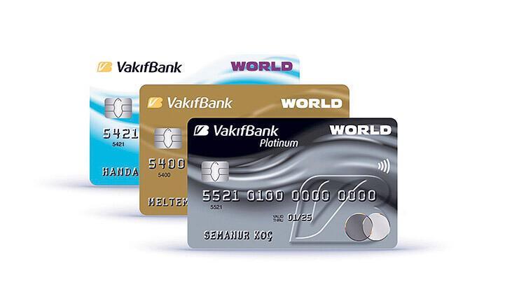 VakıfBank kredi kartıyla 2 ay erteleme