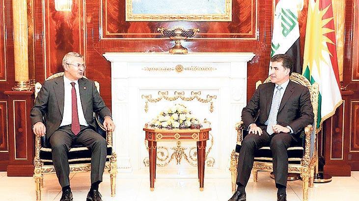 CHP heyeti Neçirvan Barzani ile görüştü - Son Dakika