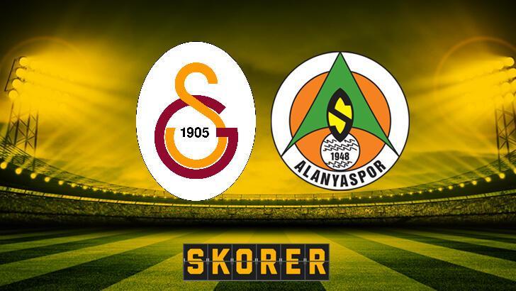 Son dakika - Galatasaray'ın Alanyaspor karşısında ilk 11'i belli oldu - Galatasaray - Spor Haberleri
