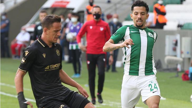 Giresunspor-Konyaspor: 0-0 - Konyaspor - Spor Haberleri