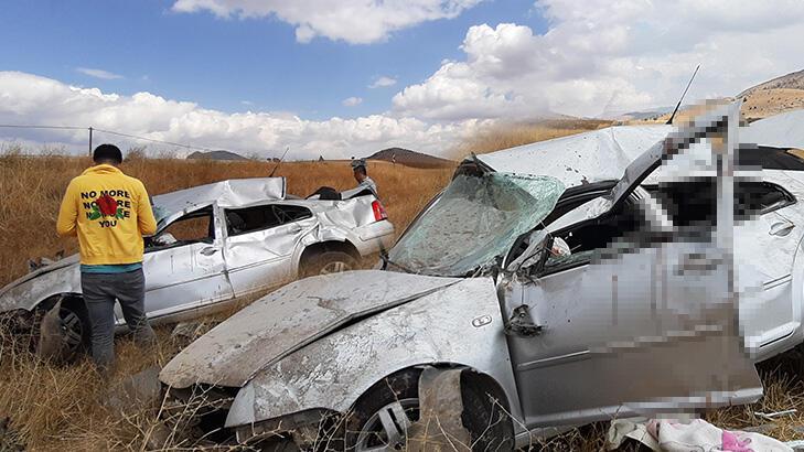 Adanada feci kaza Şeyma hayatını kaybetti, kızı ve annesi yaralı