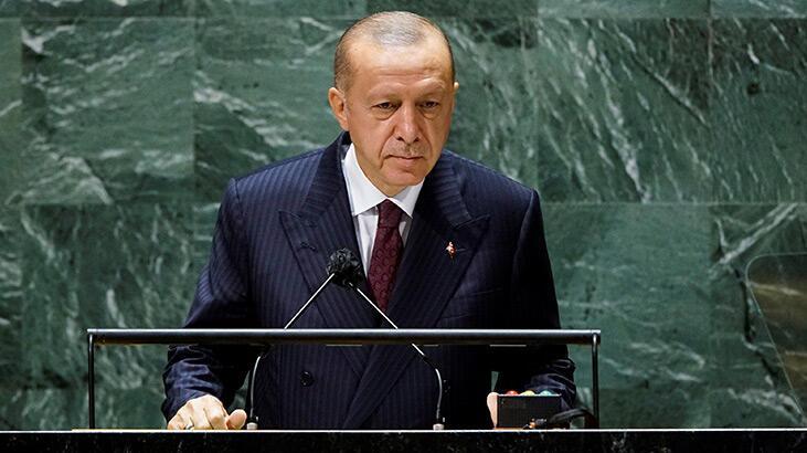 Cumhurbaşkanı Erdoğan'dan ABD basınına Afganistan açıklaması: 300 binden fazla var