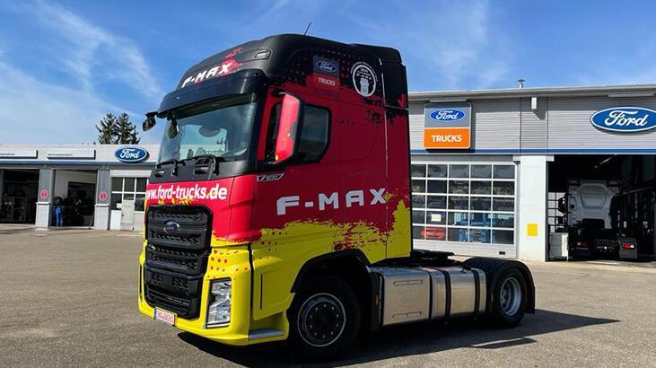 Ford Trucks, Almanya pazarında
