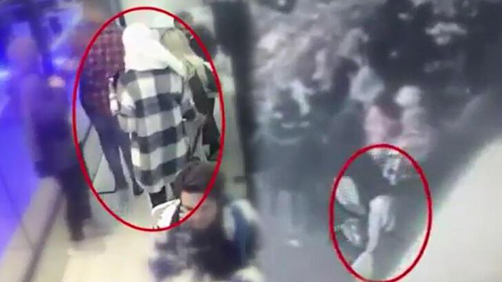 AVM'de hırsızlık yapan 2 kadın yakalandı!