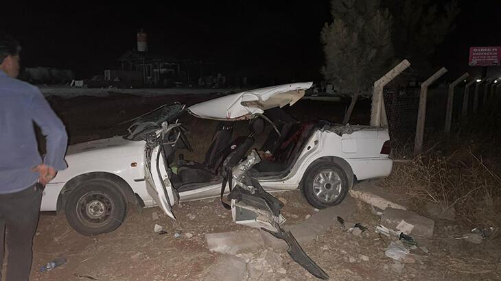 Şanlıurfa'da feci kaza! 2 kişi hayatını kaybetti, 6 yaralı var