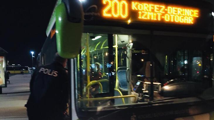 Otobüse binen koronavirüs hastası, şoförü ve yolcuları çileden çıkardı!