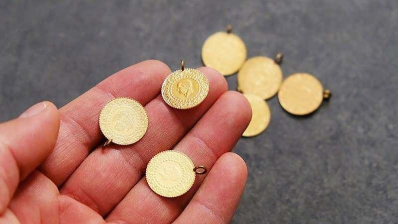 Altın fiyatları bugün ne kadar? Son dakika canlı gram, çeyrek, yarım, tam, cumhuriyet altın fiyatları 14 Ekim 2021