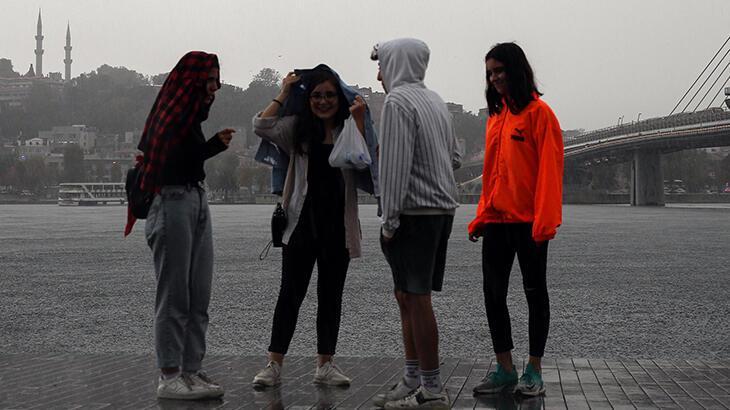 SON DAKİKA: Bu hafta sonu hava nasıl olacak? Yağmur geri mi geliyor? thumbnail