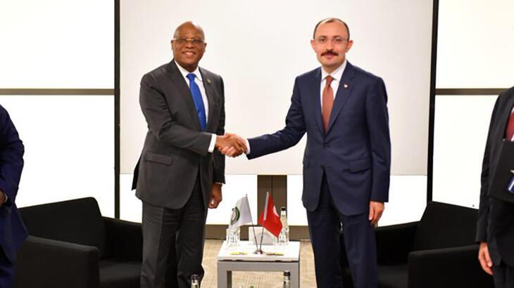 Ticaret Bakanı Muş, Afrikalı mevkidaşları ile görüştü thumbnail