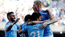 İnanılmaz skor! City tek golle rekoru kaçırdı